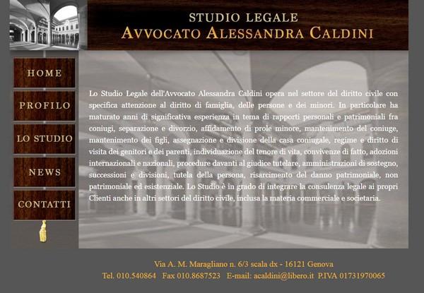 Siti per studi legali, Genova, Piemonte