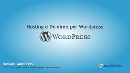 Acquistare Hosting e Dominio per WordPress