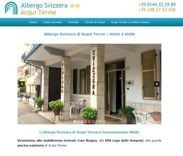 sito per hotel Acqui Terme