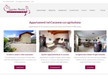 Appartamenti nel Canavese con agriturismo