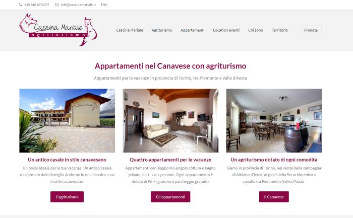 Appartamenti per le vacanze in provincia di Torino