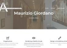 sito web per architetto