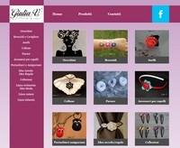 sito per laboratorio artigianale gioielli