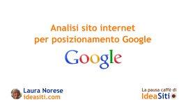 google-importanza-parole-chiave