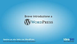 introduzione-a-wordpress