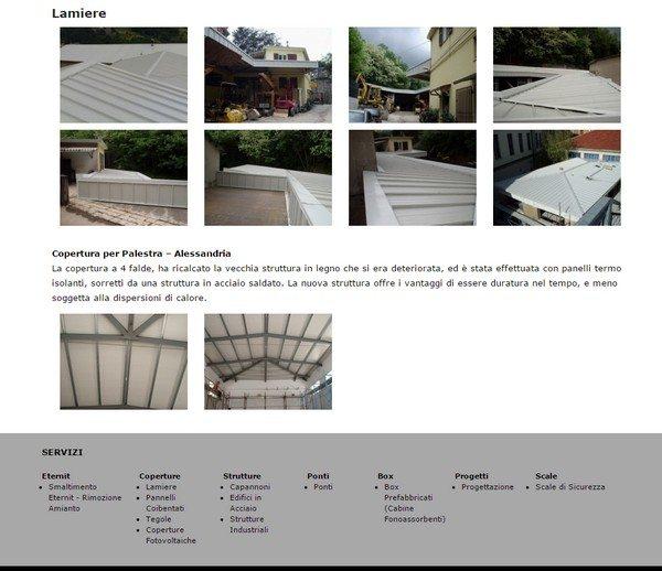 Creazione siti web professionali siti in wordpress for Sito web di progettazione edilizia