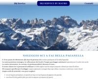 Ski center a Fai della Paganella