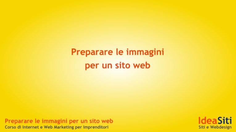 Consigli per un sito web