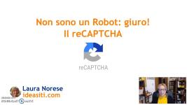 os'è il reCAPTCHA e perché implementarlo